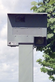 POI Speed Camera